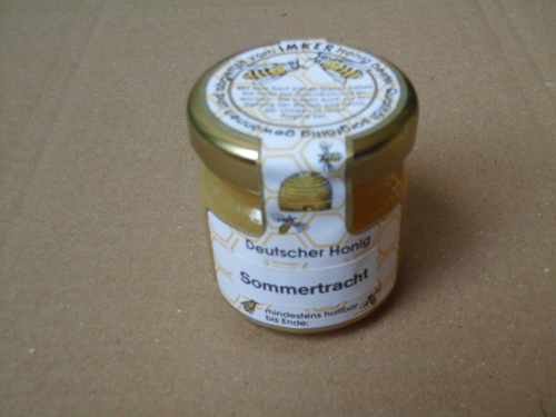 Sommertrachthonig, 50g